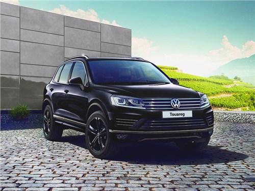 Volkswagen начал прием заказов на спецверсию Touareg