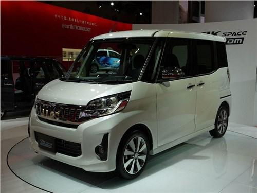 Кей-кары Mitsubishi с заниженным уровнем расхода топлива могут остаться на японском авторынке