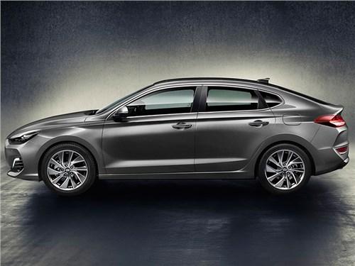 Фастбэк Hyundai i30 получит N-версию