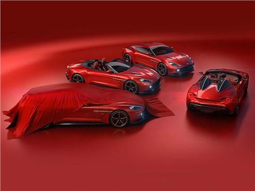 Новость про Aston Martin - Zagato