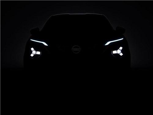 Nissan показал очередной тизер нового Juke
