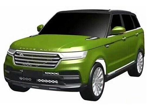 Китайцы решили склонировать еще один Range Rover