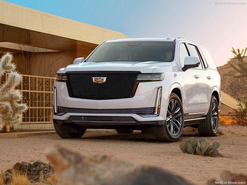 Новый Cadillac Escalade приедет в Россию в июне