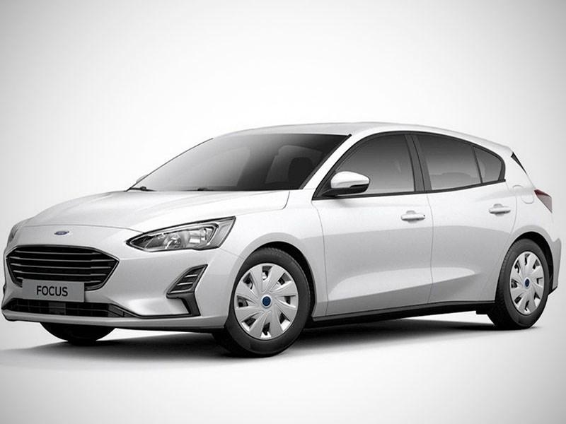 Ford показал базовый вариант Focus - автоновости