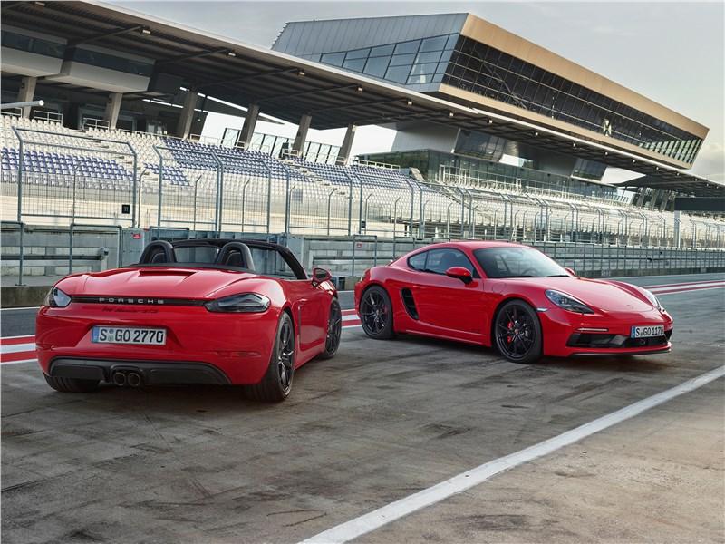 Porsche 718 GTS - all inclusive!