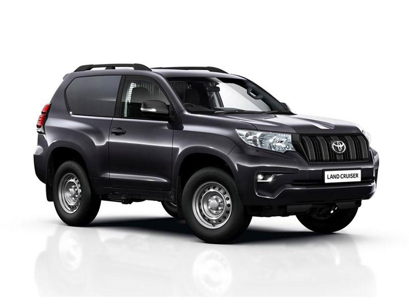 Toyota представила очень дешевый вариант Land Cruiser Prado - автоновости