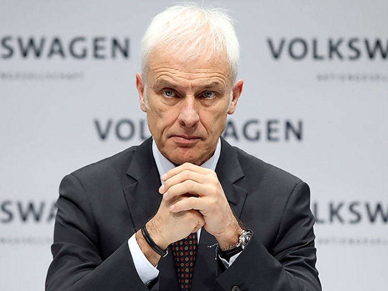 Герберт Дисс стал новым главой VW  Group