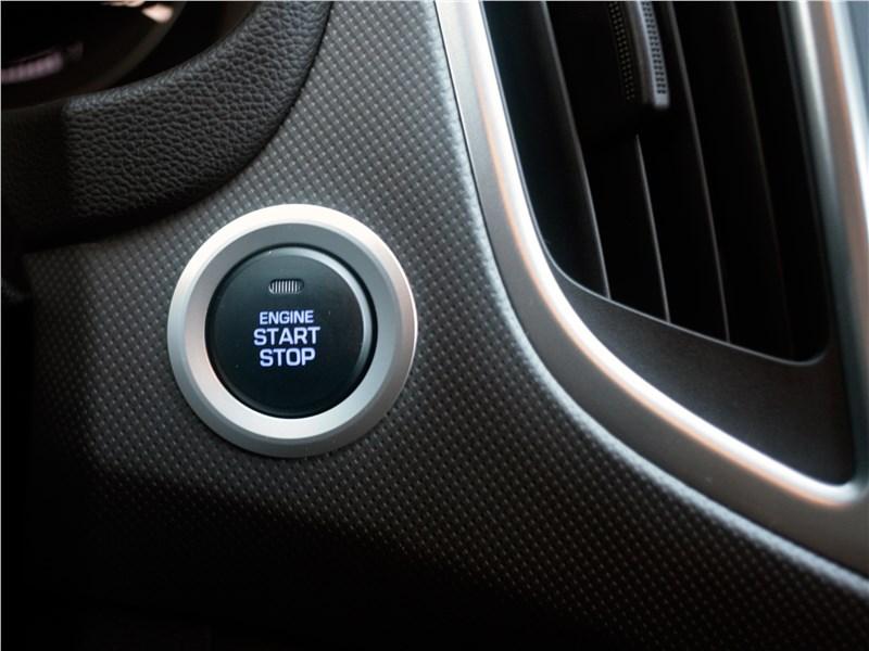 "Hyundai Creta 2016 кнопка ""старт-стоп"""