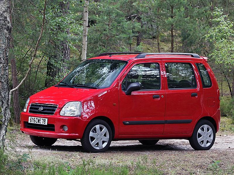 Suzuki Wagon R+ 4Х4 2004