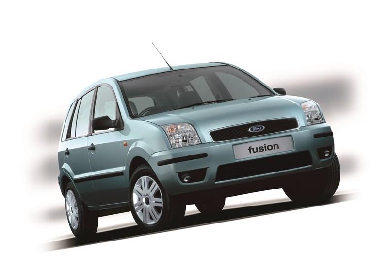 Ford Fusion 2002 статика фото 6