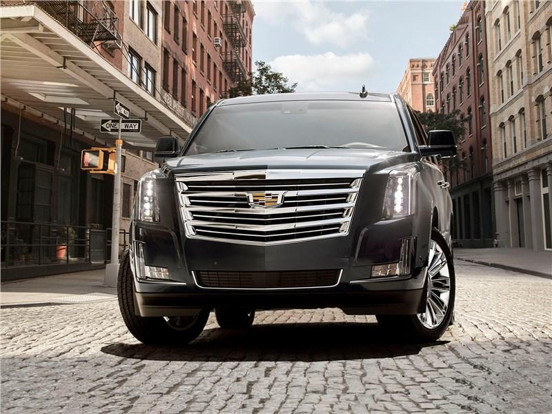 Cadillac Escalade - cadillac escalade 2015 и пусть весь мир подождет