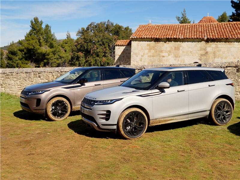 Land Rover Range Rover Evoque - land rover range rover evoque 2020 мальчик превращается в мужчину