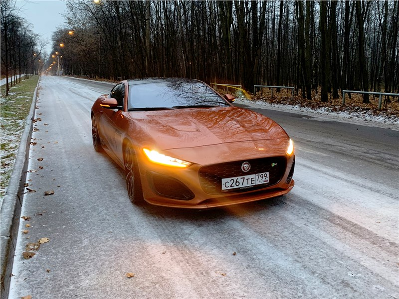 Jaguar F-Type - jaguar f-type 2021 хулиганство аристократов