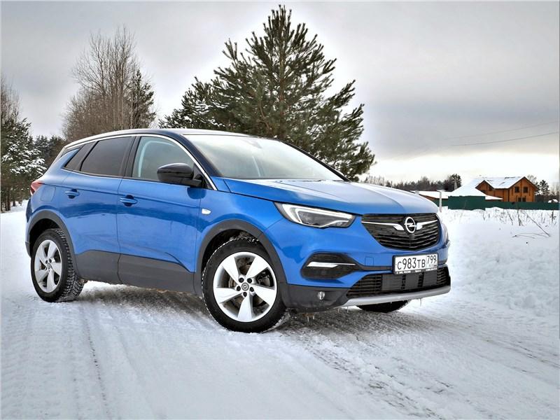 Opel Grandland X - opel grandland x 2018 «а мне всегда чего-то не хватает…»