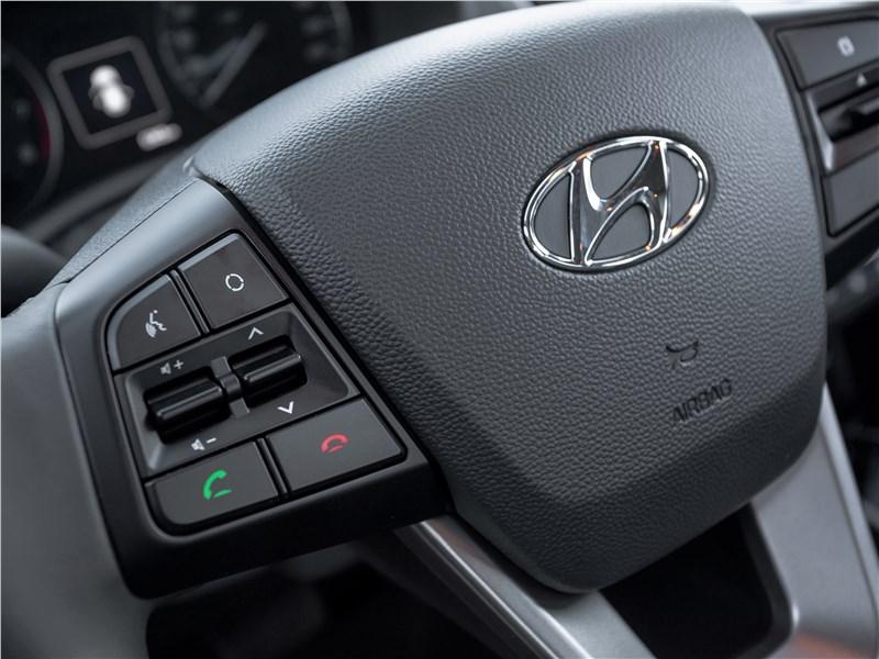 Hyundai Creta 2016 управление телефоном