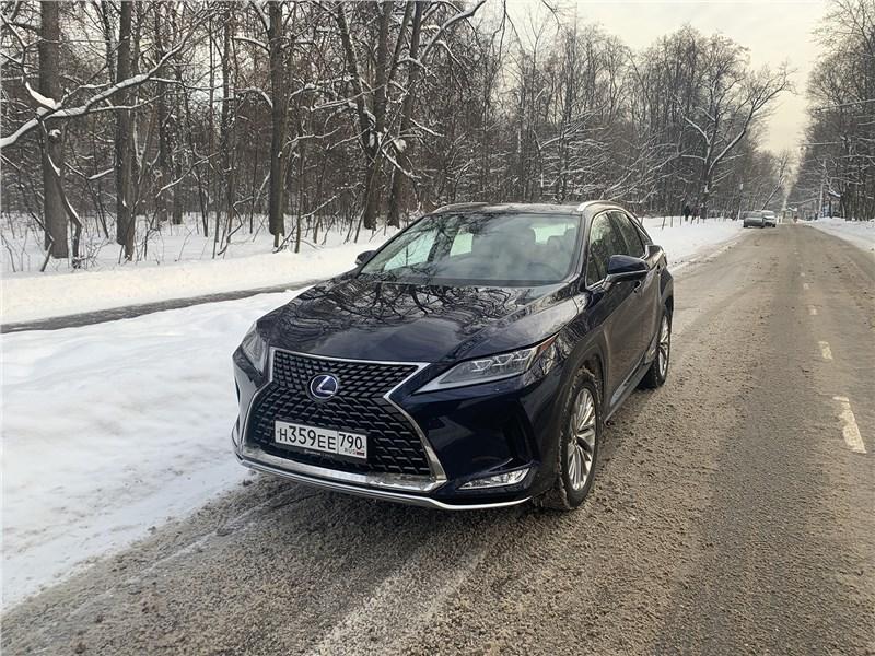 Lexus RX - lexus rx (2020) оправдание существования