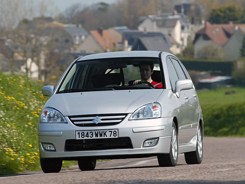 Suzuki Liana хэтчбек 4х4 2004