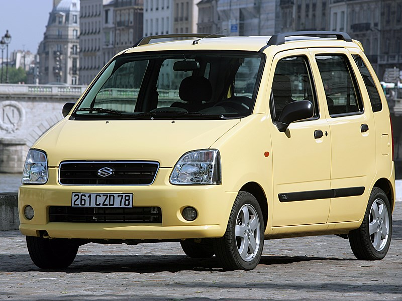 Suzuki Wagon R+ 2004