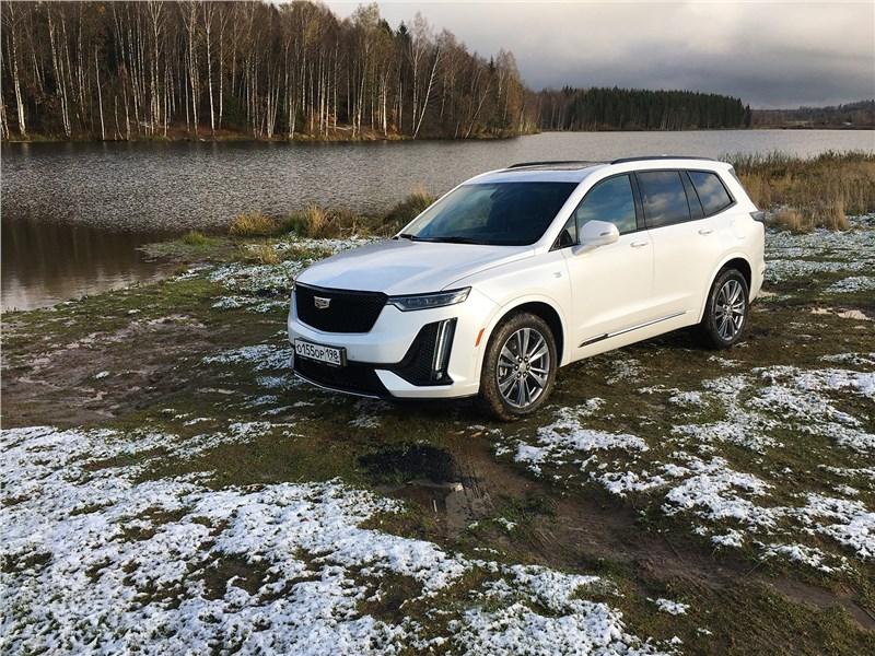 Cadillac XT6 - cadillac xt6 2020 не хуже других