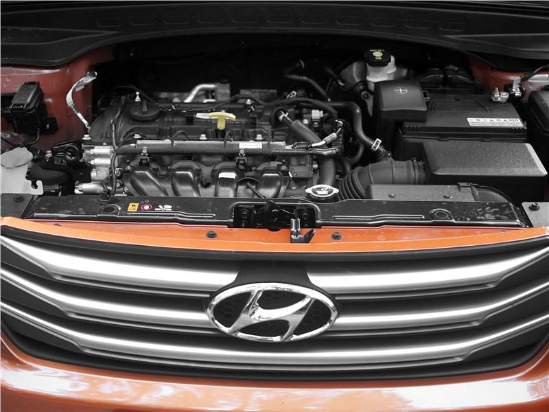 Hyundai Creta 2016 двигатель