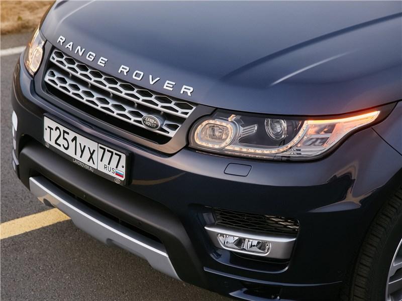Land Rover Range Rover Sport 2017 передняя фара
