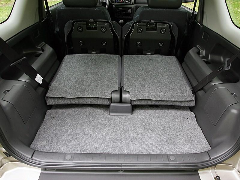 Suzuki Jimny 2004 багажник