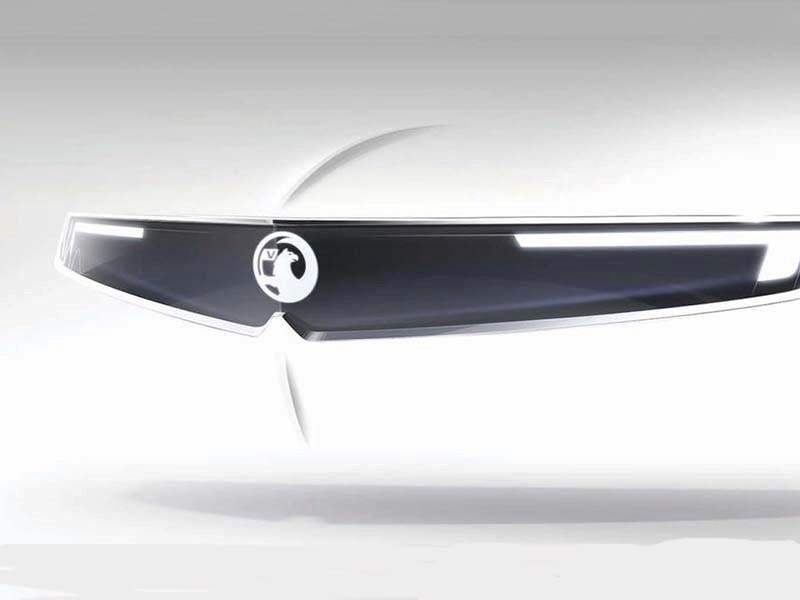 Opel представил новое стилистическое направление