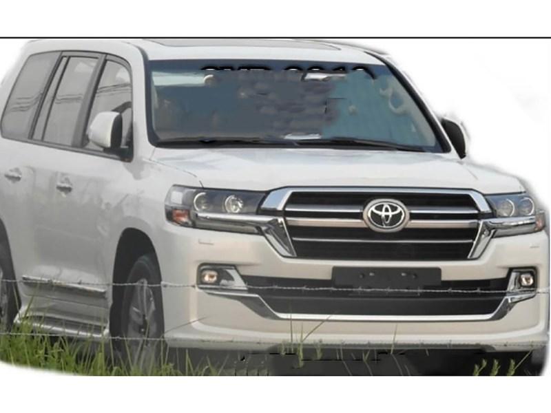 Toyota готовит очередное обновление Land Cruiser 200 Фото Авто Коломна