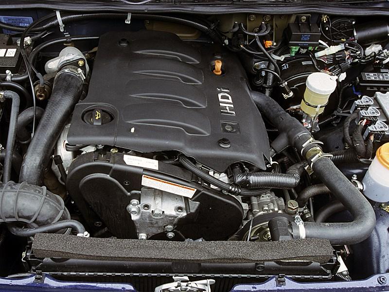 Suzuki Vitara convertible первого поколения с дизельным двигателем