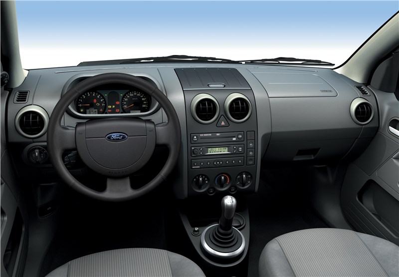 Ford Fusion 2002 торпедо