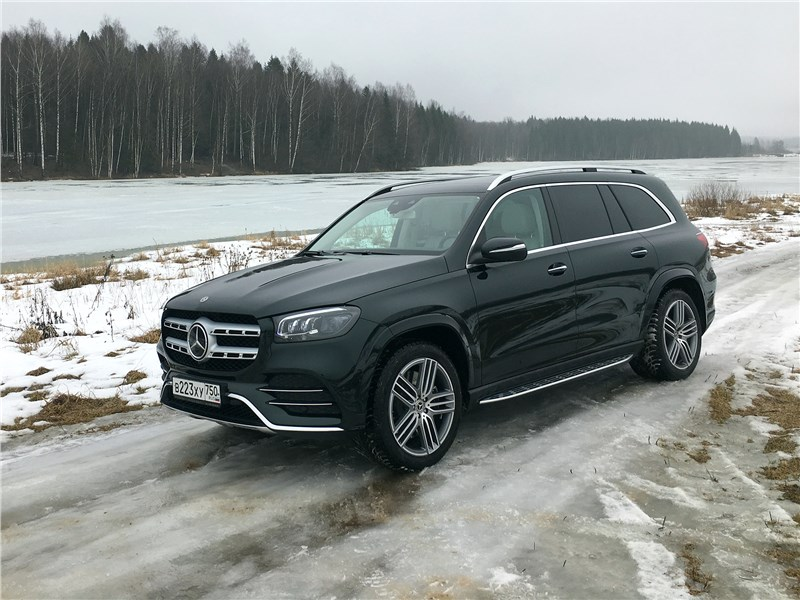 Mercedes-Benz GLS - mercedes-benz gls 2020 это все нереально