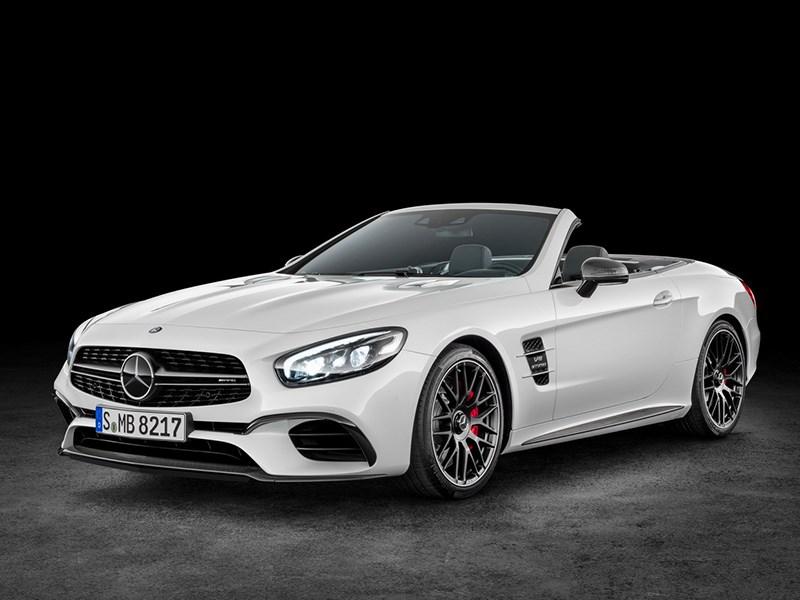 Новый Mercedes-Benz SL получит мягкую крышу