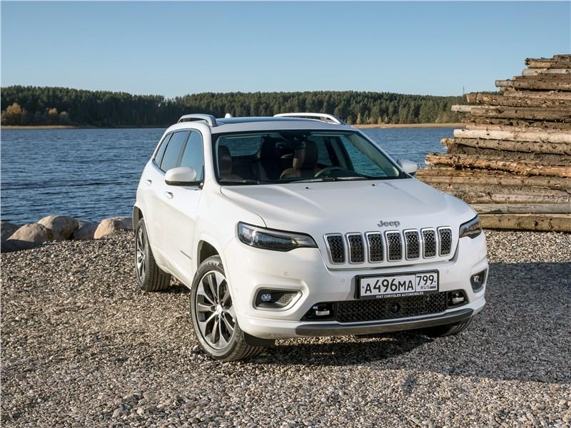 Jeep Cherokee - jeep cherokee 2019 как все и не как все