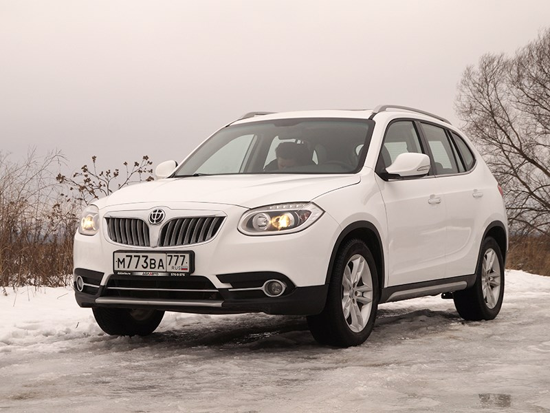 Brilliance V5 2014 «Бриллианты» для пролетариата. Серия первая