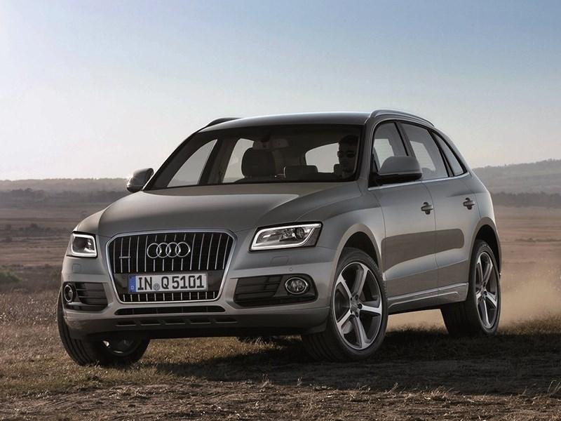 Audi отзывает в России кроссоверы