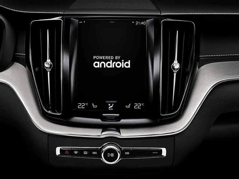 Вольво Cars иGoogle объявили осотрудничестве