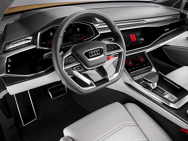 Audi интегрировала Android в концепт