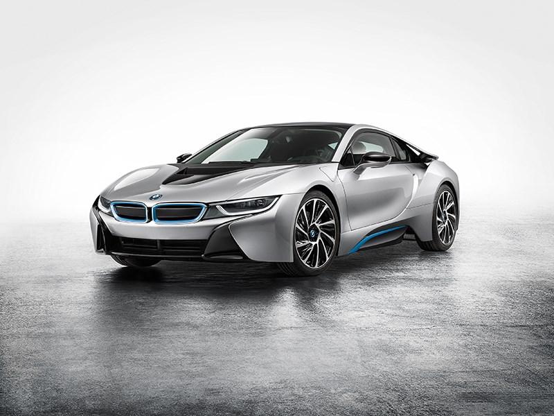 BMW i8 I