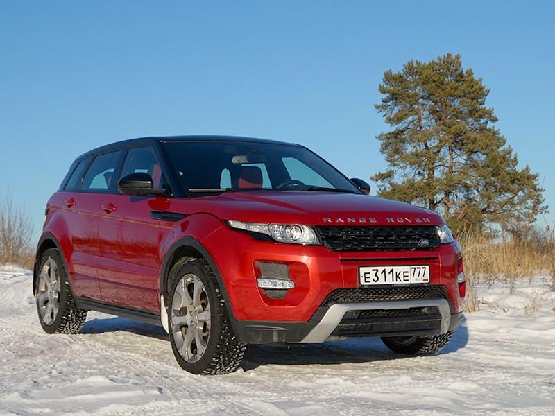 Land Rover Range Rover Evoque - range rover evoque 2012 evoque? эвок!