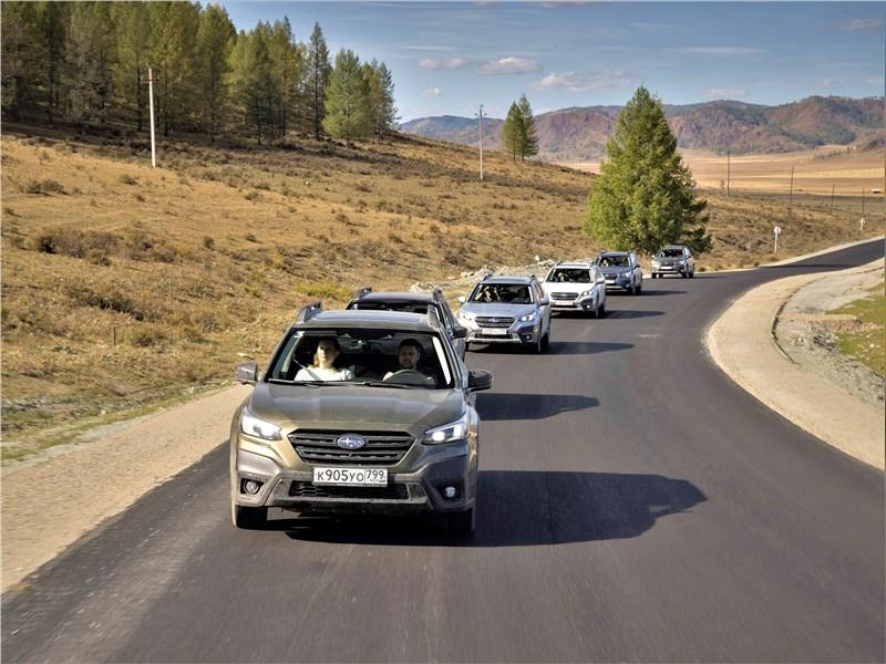 Subaru Outback - subaru outback (2020) на что вы обращаете внимание?