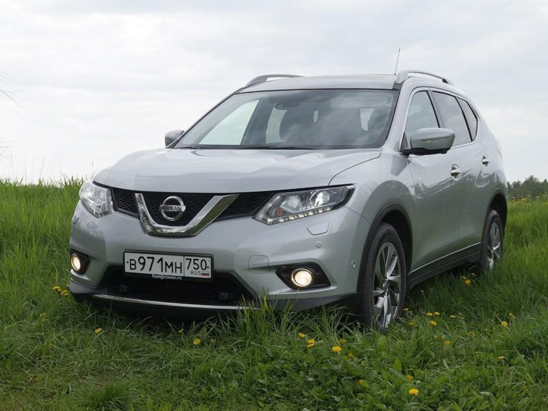 Nissan X-Trail 2014 Повышение по службе