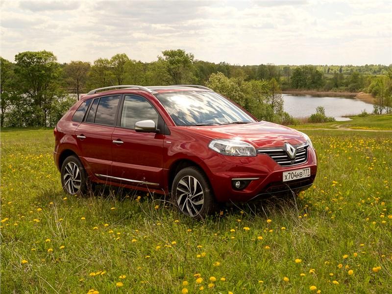 Renault Koleos 2014 Сладкий красный перчик
