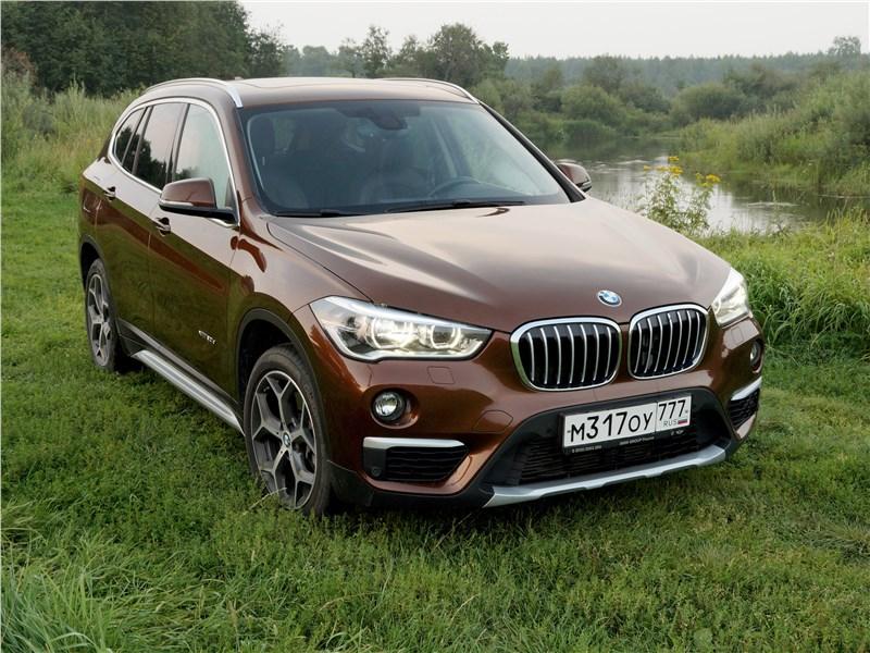 BMW X1 2016 Только вперед!