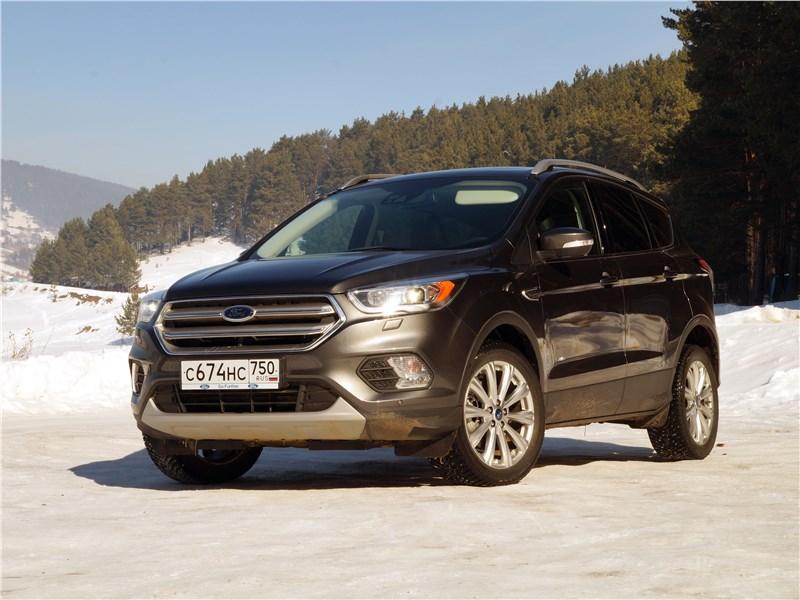 Ford Kuga - ford kuga 2017 пора взросления
