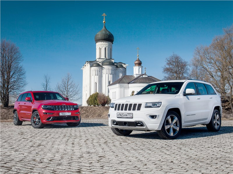 Jeep Grand Cherokee - jeep grand cherokee 2013 дополненная реальность