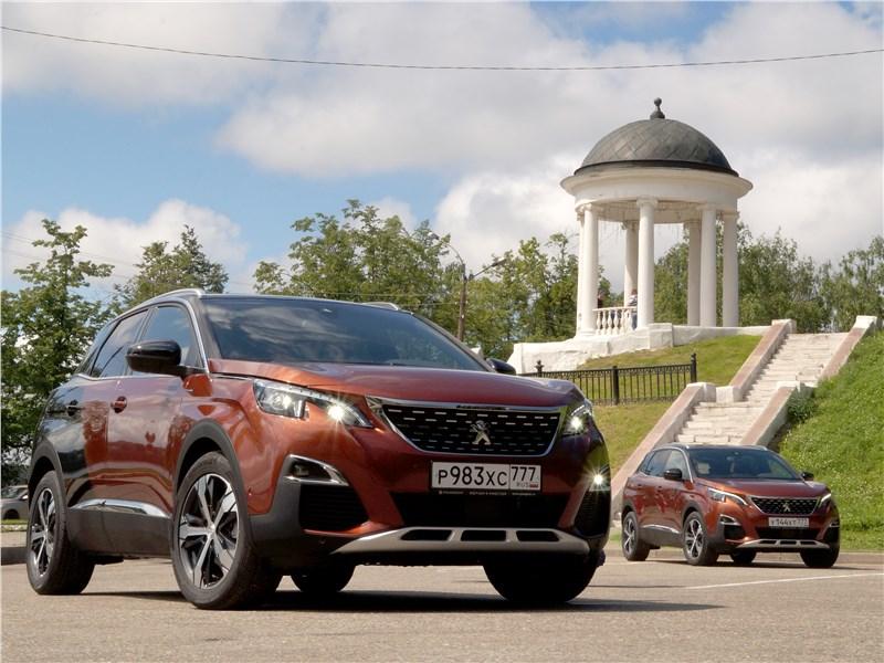 Peugeot 3008 - peugeot 3008 2017 обратите внимание!