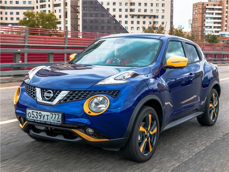 Nissan Juke 2017 Уйти, чтобы вернуться