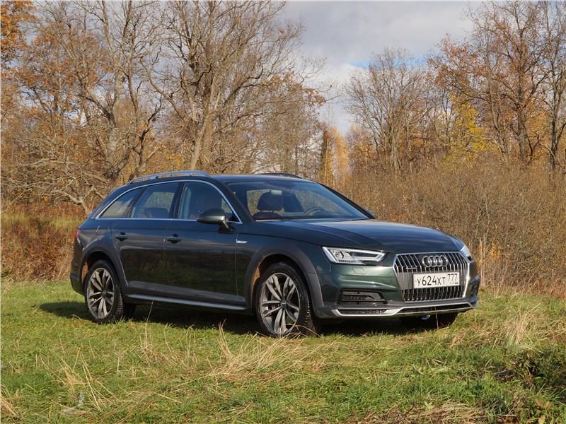 Audi A4 allroad quattro - audi a4 allroad quattro 2016 незаметная премьера