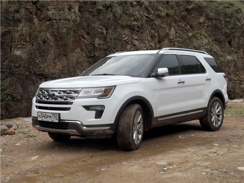 Ford Explorer - ford explorer 2018 новый полевой игрок