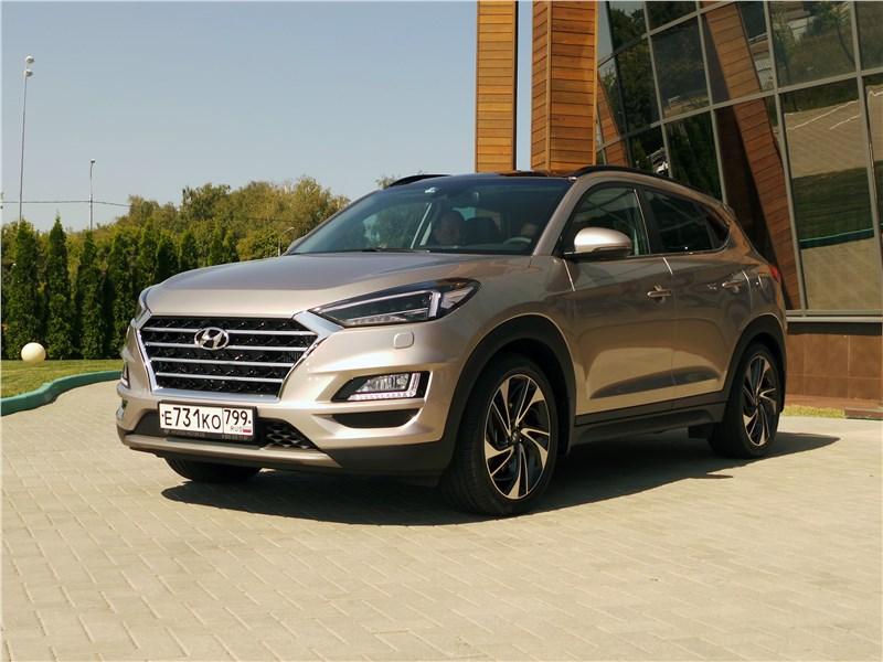 Hyundai Tucson - hyundai tucson 2019 три разных «тусана»